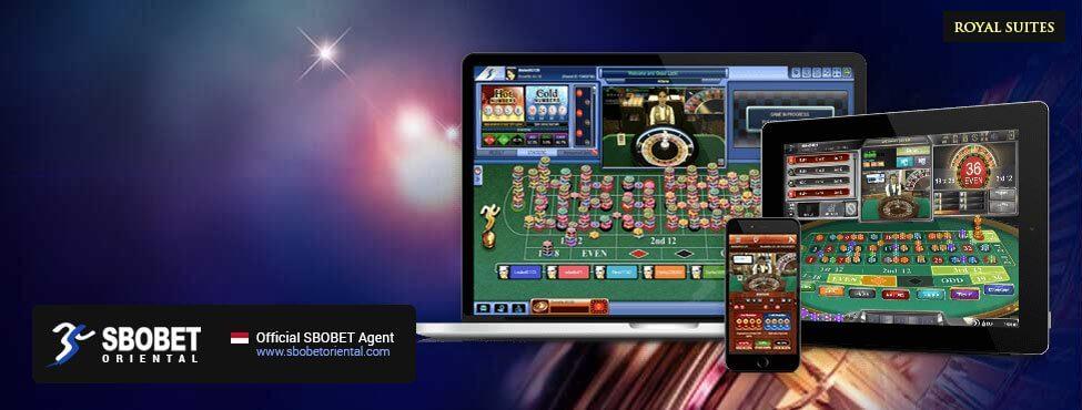 SBOBET Asia Casino Roulette Royal Suite