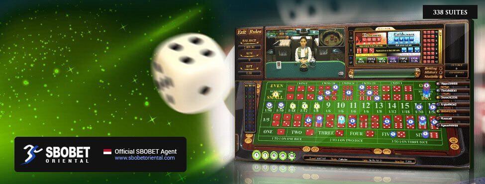 SBOBET Asia Casino Sicbo 338 Suite