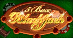 SBOBET Asia Casino Games - House Five Box Blackjack