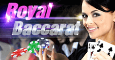 SBOBET Asia Casino Games - Royal Baccarat