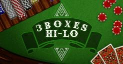 SBOBET Asia Games - 3 Boxes Hi Lo