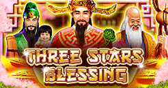 SBOBET Asia Instant Win Games - Three Star Blessing
