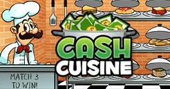 SBOBET Asia Scartch Card - Cash Cuisine