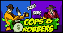 SBOBET Asia Scartch Card - Cops and Robbers