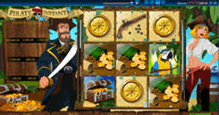 SBOBET Asia Scartch Card - Pirate Instant