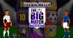 SBOBET Asia Scartch Card - The Big Match