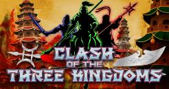SBOBET Asia Games - Slot Machines Clash of the Three Kingdoms