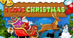 SBOBET Asia Games - Slot Machines I Love Christmas